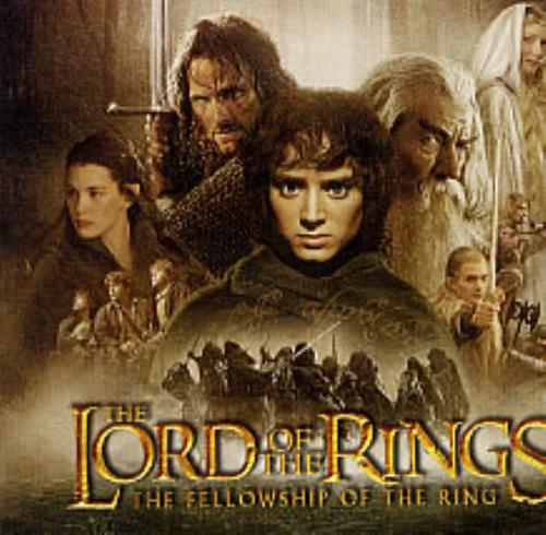 The Lord of The Rings The Fellowship of The Ring (2002)