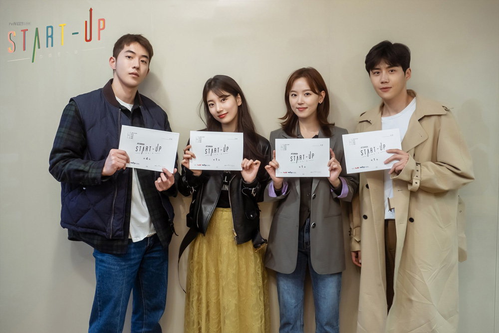 Belajar Ilmu Bermain Judi Bola Lewat Drama Korea Start Up