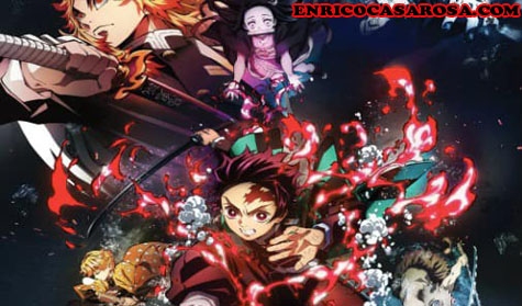 Review Demon Slayer the Movie Mugen Train 2021