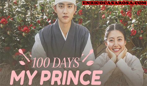 Review Drama Korea 100 Days My Prince