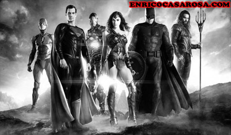 Review Film Justice League Zack Snyder 2021